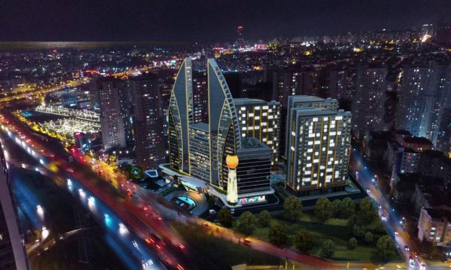 خرید ملک در پروژه ای لوکس در منطقه اسن یورت استانبول شماره 391