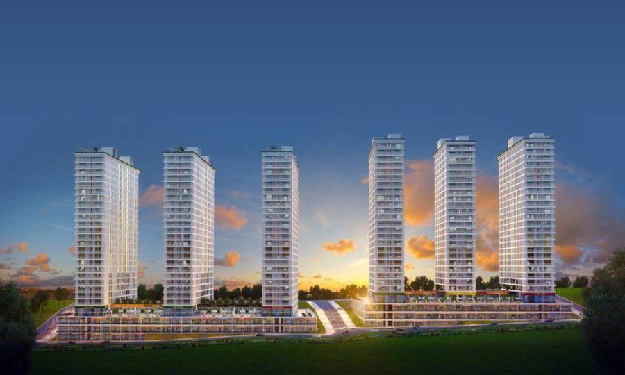 خرید آپارتمان با فرصت سرمایه گذاری در منطقه کادیکوی استانبول شماره 465