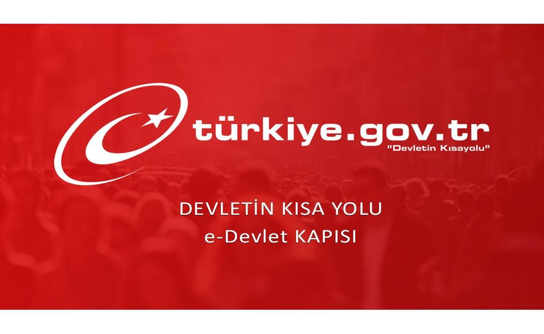 اپلیکشن دولت الکترونیک ترکیه